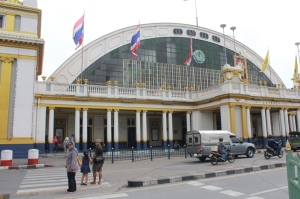 Hua Lampong train station