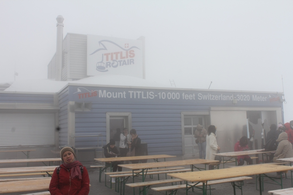 MOUNT TITLIS, THE MOST EXPENSIVE JOURNEY, BUT WORTH TO TRY (6/6)