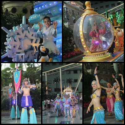 lotte world parade