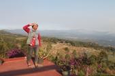 Batutumonga view from guest house