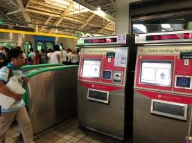 ticket machine untuk lrt